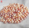 8-9mm Mixed Color Round Cultured Loose Pearls