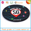Fashionable Rubber Cup Mat, Silicone Mat, Glass Coaster (A8-082)