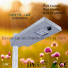High Luminance Waterproof IP65 Integrated Solar LED Street Light 15W