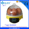 New Design Mini Egg Incubator Agricultural Poultry Equipment