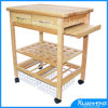 Best Massage SPA Trolleys Wood SPA Beauty Trollerys