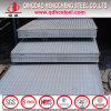 Tear Drop Pattern Ss400 A36 Hot Rolled Steel Checkered Plate