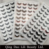 2017 New Own Brand Silk Lashes, Private Label Wholesale 3D Faux Mink Eyelashes, Handmade Cruty Free 3D Faux Mink Lashes