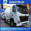 HOWO Self Loading Concrete Mixer Trucks, Mixer Truck