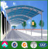 Prefabricated Cost-Effective Sturdy Steel Car Shed