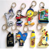 Fashionable Customized Silicon Rubber Key Rings