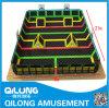 Large Indoor Trampoline Set (QL-1201E)
