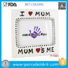 Hot I Love Mum Decoration Ceramic Love Photo Frame