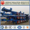 2 Axles Container Trailer Container Chassis Semi Trailer