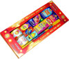 Happy New Year Fireworks Assortments Family Pack