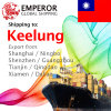 Sea Freight Shipping From China to Keelung, Taiwan