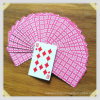 Custom Promotional Hot Selling Cheap Playing Cards for Special 2007