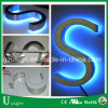 Outdoor Used 12V LED Backlit Letter Sign with Acrylic Backing