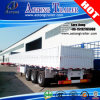 40FT Utility 3 Axle Flatbed Cargo Container Semi Truck Trailer