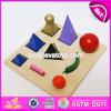 2017 New Design Preschool Blocks Wooden Montessori Teaching Materials W12f014