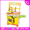 New Design Pretend Kitchen Toys Wooden Kids Play Stove W10c314