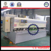 CNC Hydraulic Swing Beam Shearing and Cutting Machine QC12k 10X4000