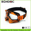 Hot Selling TPU Flexible Frame Motocross Goggles
