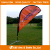 Custom Outdoor display Advertising Beach Flag/Banner