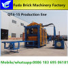 Hydraulic and Automatic Cement Brick Making Machine with High Quality