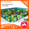 Forest Theme Children Indoor Playground Equipment