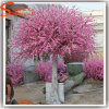 Hot Sale Fiberglass Artificial Cherry Blossom Tree
