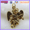 Fashion Design Gold Plated Metal Baby Angels Charms #18367
