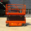 Picking Dates Used Man Aerial Scissor Platform Lifts for Sale
