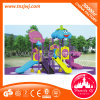 Outdoor Playground Type and Plastic Playground Material Playground Equipment