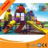 Plastic Outdoor Equipment Set with Slide Toys for Children