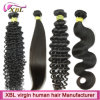Xbl Top Quality Raw Virgin Remy Human Hair Maufacturers