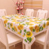 "PVC 3"" Lace Table Cloth with Different Design"