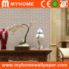 Brick Design Decorative PVC Wall Paper for Project