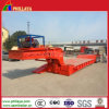 6axles Hydraulic Gooseneck Lowboy Truck Semi Trailer Low Loader