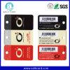 Fashionable Custom Size Plastic Printing Die Cut Card