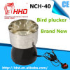 Hhd Automatic Small Bird Plucking Machine Ce Approved Nch-40