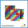 Rainbow Colorful Paper Hand Bag (GJ-Bag726)