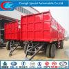 15 Ton Van Trailer 2 Axle Full Cargo Truck Trailer