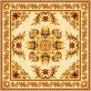 1200X1200mm Glod Glass Polished Carpet Tile/Flooring Tile
