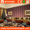 Italian Design Damask Wall Paper for Home Decorative