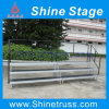 Choral Mobile Smart Stage or Carpet Staging Platform with Folding Rise