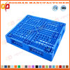 Industrial Heavy Duty Warehouse Grid Plastic Tray Pallet (ZHp24)