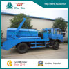 4X2 Rear Loader 10ton Capacity of Garbage Truck