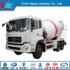 Dongfeng Large Capacity 8cbm 6*4 Concrete Mixer Truck