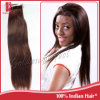 """High Quality Pretty Human Remy Hair Weft, Wholesale Virgin Indian Hair (GP-ISW16"""")"""