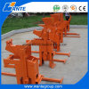 Wt1-40 Manual Operate Interlocking Brick/Block Machine for Build Garden