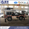 Portable Trailer Mounted Water Well Drilling Rig
