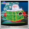 IP68 Color Santa Claus Shape Variable Color LED Night Light