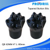 42mm 40mm 38mm 36mm 34mm Tapered Coller Drill Bits