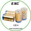 Hot Sale Dry Battery 1.5V Lr14 C Size Super Alkaline Batteries Dry Cell Battery